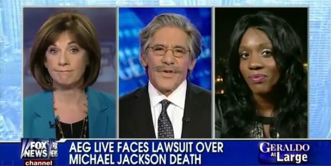 Dr Susan Etok on Geraldo at Large:Fox News – 6th April 2013