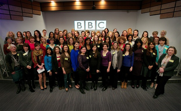 BBC Expert Women delegates - 18th March 2013